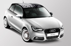 AUDI A1 HERITAGE WEISS