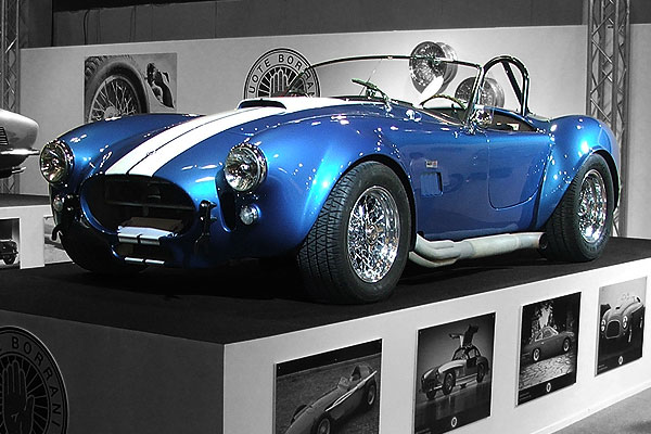 Borrani for Shelby Cobra Mk III 427 SC